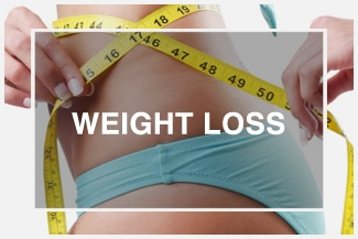 weight loss symptom box
